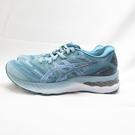 ASICS GEL-NIMBUS 23 女款 慢跑鞋 高緩衝 1012A885400 水藍【iSport愛運動】