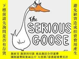 二手書博民逛書店The罕見Serious GooseY256260 Jimmy Kimmel Random House Boo