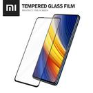 小米 小米 POCO X3 Pro (4G) 彩色滿版全屏鋼化玻璃膜 全覆蓋鋼化膜 螢幕保護貼 防刮防爆