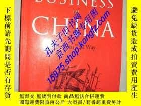 二手書博民逛書店Doing罕見Business in China: The Su
