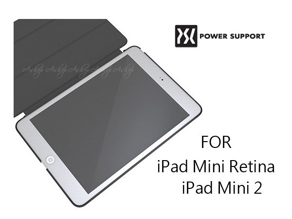 【A Shop】 POWER SUPPORT iPad Mini Retina/Mini3/mini2  Air Jacket 保護殼 共4款