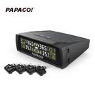 【PAPAGO】 TireSafe S72I 無線太陽能輕巧胎壓偵測器(胎內式) 保固二年