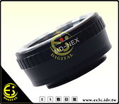 ES數位 Minolta MD  鏡頭轉Sony E-Mount 系統 NEX7 NEX6 NEX5 機身鏡頭轉接環 NEX-F3 NEX-5R KW18