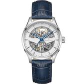 Hamilton 爵士系列鏤空機械錶-40mm(H42535610)
