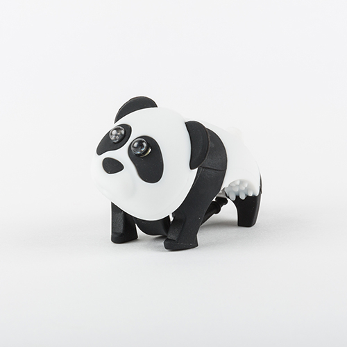 Zoonimal LED動物燈/公仔燈-胖達熊Pande(電池可更換款)[衛立兒生活館]