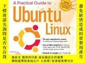 二手書博民逛書店A罕見Practical Guide To Ubuntu Linux(r)Y364153 Mark G. So