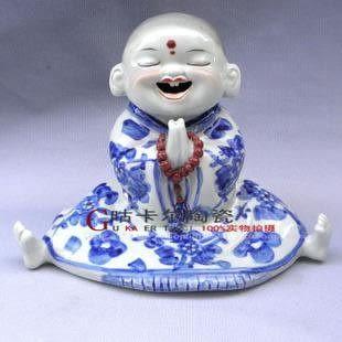祈福平安彌勒佛人物工藝品
