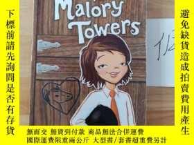 二手書博民逛書店Summer罕見Term At Malory TowersY246207