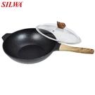 【SILWA西華】繁星32cm不沾炒鍋(ASW-32-1)