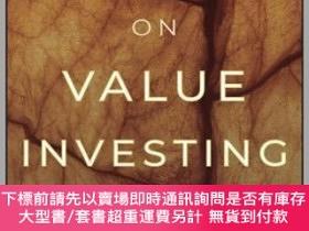 二手書博民逛書店預訂Wisdom罕見On Value Investing: How To Profit On Fallen Ang