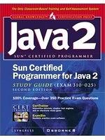 二手書博民逛書店《Sun Certified Programmer for Java 2 Study Guide (Exam 310-025)》 R2Y ISBN:0072132086
