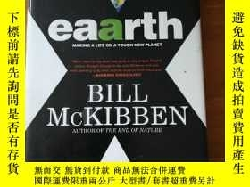 二手書博民逛書店Eaarth:罕見Making a Life on a Tough New PlanetY12800 Bill