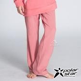 PolarStar 兒童 刷毛保暖長褲『深粉紅』 P18425 戶外│休閒│登山│露營│機能│刷毛│童裝│兒童