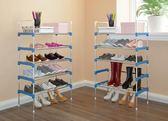 鞋架多層簡易家用經濟型組裝防塵收納櫃布鞋櫃省空間宿舍小鞋架子  IGO