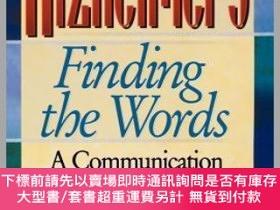 二手書博民逛書店預訂Alzheimers,罕見Finding The Words: A Communication Guide F