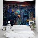 墻布背景布ins掛布民宿裝飾布床頭布宿舍改造網紅布置房間掛毯畫