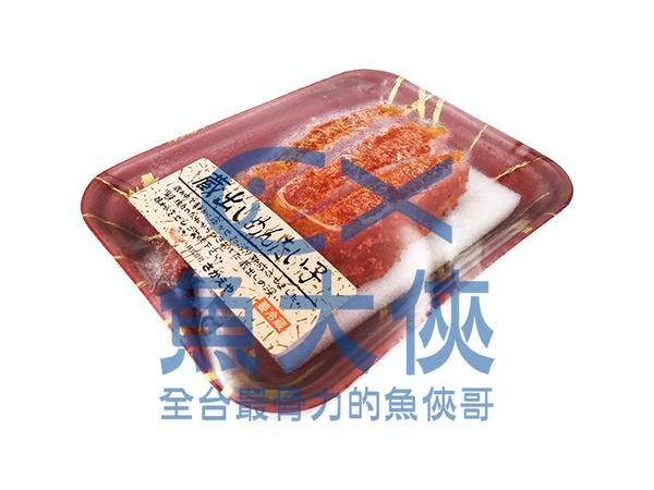 1B4B【魚大俠】FF073日本原裝明太子(約3-4條/70G/份)