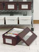 cd收納盒 家用dvd收納碟片光碟盒日本漫畫專輯整理 ps4收納箱WD 電購3C