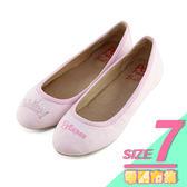 7號-超零碼Paidal 水鑽娃娃鞋