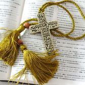 618大促香港LTG車飾 英文圣經 基督教十字架汽車掛件 車飾品 禮品 igo