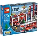 LEGO 樂高 CITY 城市系列 Fire Station 消防局 7208