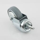 3吋鐵芯PPR全效型活動四角輪3/8牙-68KG