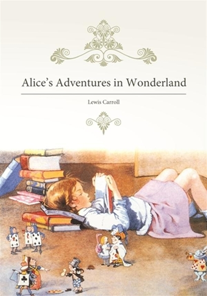 (二手書)Alice's Adventures in Wonderland (25K彩圖版)