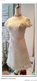 (45 Design高雄實體店面) 現貨零碼-極速出貨-特賣出清 大尺寸 小尺寸洋裝 短禮服 媽媽服伴娘 S130