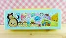 【震撼精品百貨】尼士尼Q版_tsum tsum~塑膠筆盒-黃綠