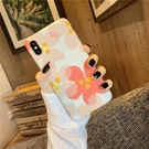 泫雅風清新軟8plus蘋果x手機殼XS Max/XR/iPhoneX/7p/6女iphone6s