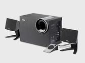Edifier M1380 三件式喇叭木質低音箱