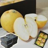 龍安果園新興梨(6粒)4台斤精品禮盒免運組