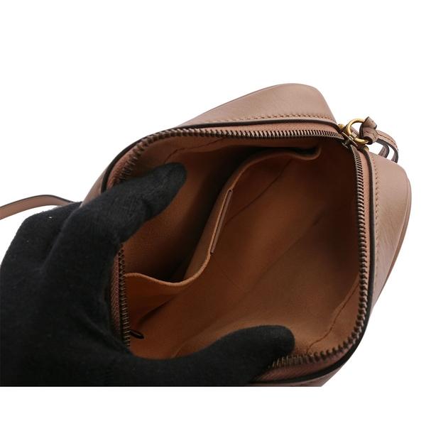 【GUCCI】Marmont mini款方型側背鍊包(藕粉) 448065 DTD1T 5729