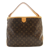 路易威登 LOUIS VUITTON LV 原花手提肩背包 Delightful M40352  【BRAND OFF】