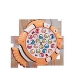 貝恩施兒童釣魚玩具男孩女孩電動磁性小貓1-2-3-6歲寶寶益智玩具