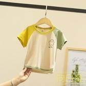 男童t恤短袖2019夏季新款韓版小童嬰兒夏裝男寶寶上衣兒童體恤