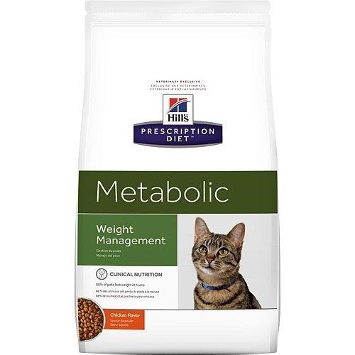 *Ego Pet*希爾思Hill's《Metabolic貓用》基因代謝餐 1.5kg / 更聰明有效率的體重控制