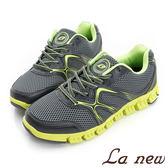【La new outlet】輕量慢跑鞋 (男223614041)