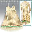 洋裝上衣│女裝點點蝴蝶結洋裝.輕薄舒適....