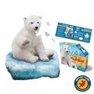 《 美國 Madd Capp 》I AM 拼圖-100系列,我是北極熊 / JOYBUS歡樂寶貝