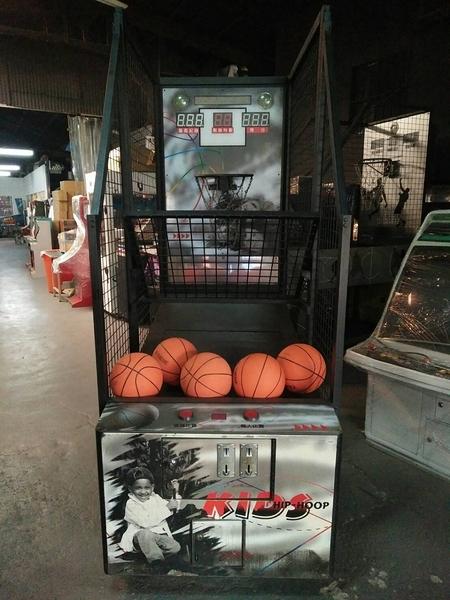 運動類 街頭籃球 投籃機  打籃球 電玩機販售  出清  活動租賃 籃球機 陽昇電玩