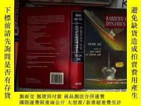 二手書博民逛書店rarefied罕見gas dynamics 19稀薄氣體動力學19Y203004
