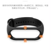 手環帶 手環3多彩腕帶智能運動手環替換帶親膚材質透氣吸汗 城市科技