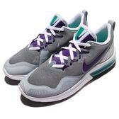 【六折特賣】Nike 休閒慢跑鞋 Wmns Air Max Fury 灰 紫 氣墊 輕量舒適 運動鞋 女鞋【PUMP306】 AA5740-010