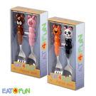【EAT4FUN】 吃飯飯系列Animals 2 piece sets 動物園兩件組