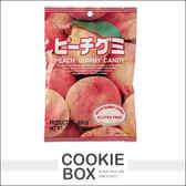 【即期品】日本 Kasugai 春日井 水蜜桃軟糖 107g *餅乾盒子*