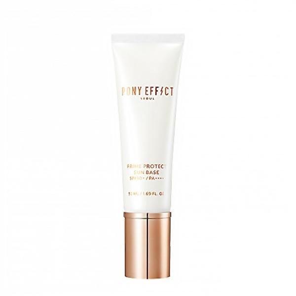 【PONY EFFECT】水透光妝前防護乳 SPF50+/PA++++ 50ml效期2023.06【淨妍美肌】