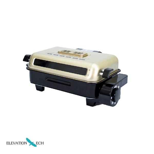 ELEVATIONTECH EB-01 恆飛 多功能燒烤器 電烤盤 露營 烤爐 電烤爐 烤箱 烤肉架