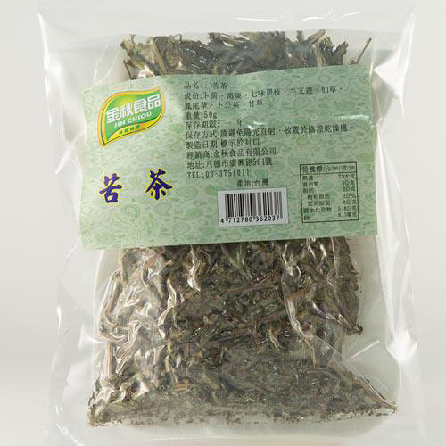 【養生茶飲】苦茶50G/包【愛買】