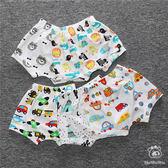 嬰幼兒短褲 春夏寶寶卡通棉短褲 (SK098-1) 好娃娃